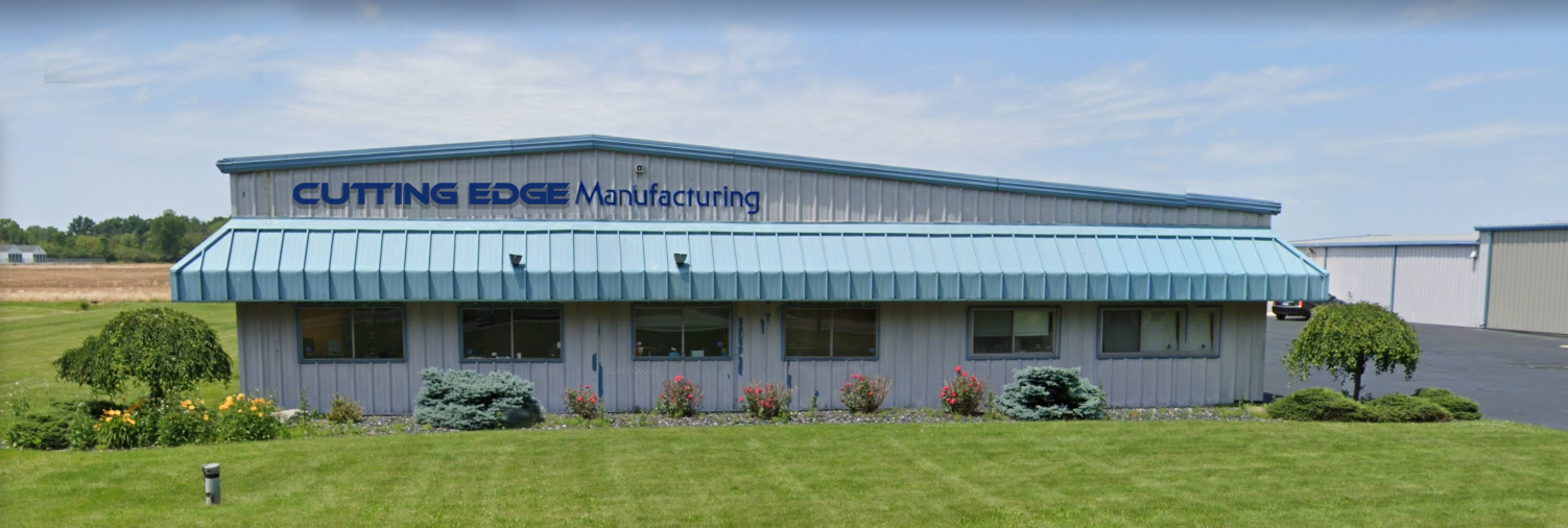 Cutting Edge Manufacturing