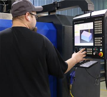 CNC services